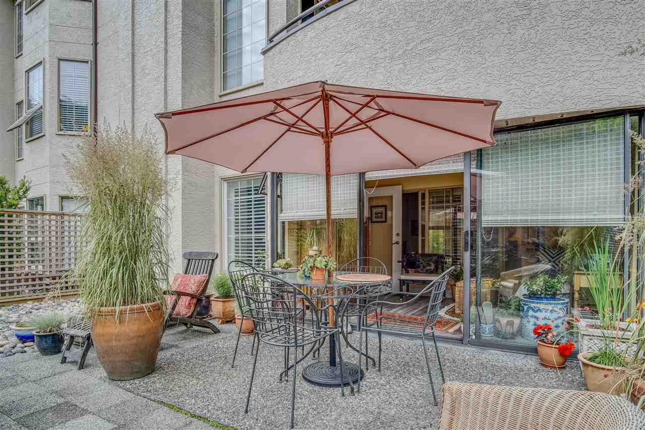 Main Photo: 104 1488 MERKLIN Street: White Rock Condo for sale (South Surrey White Rock)  : MLS®# R2470380