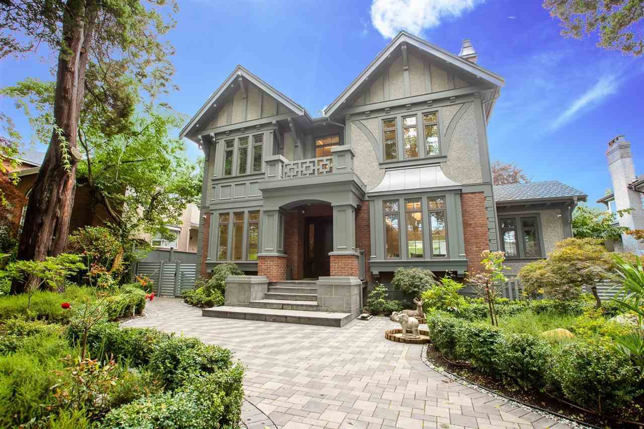 Main Photo: 6038 MARGUERITE Street in Vancouver: South Granville House for sale (Vancouver West)  : MLS®# R2485794