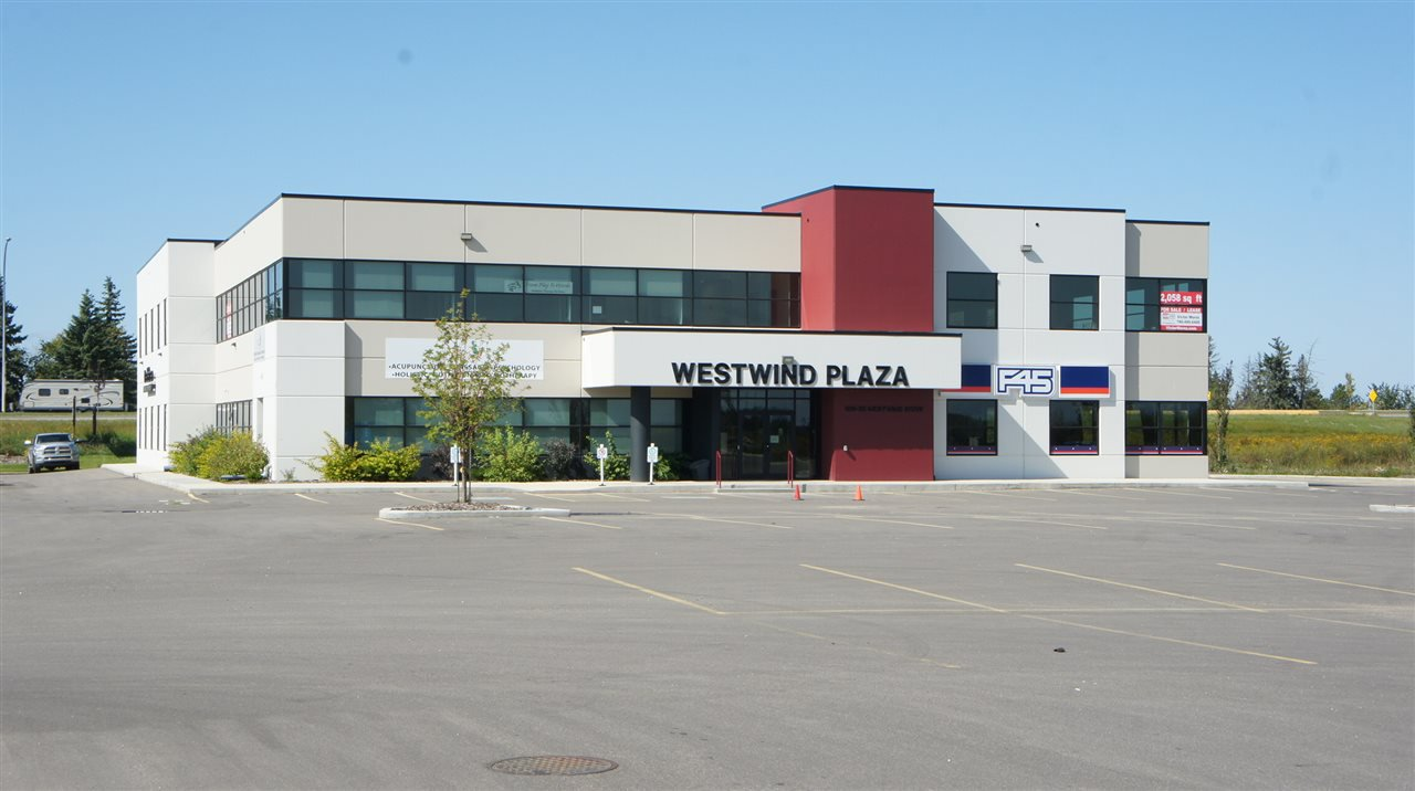 Main Photo: 124 20 WESTWIND Drive: Spruce Grove Office for sale or lease : MLS®# E4212429