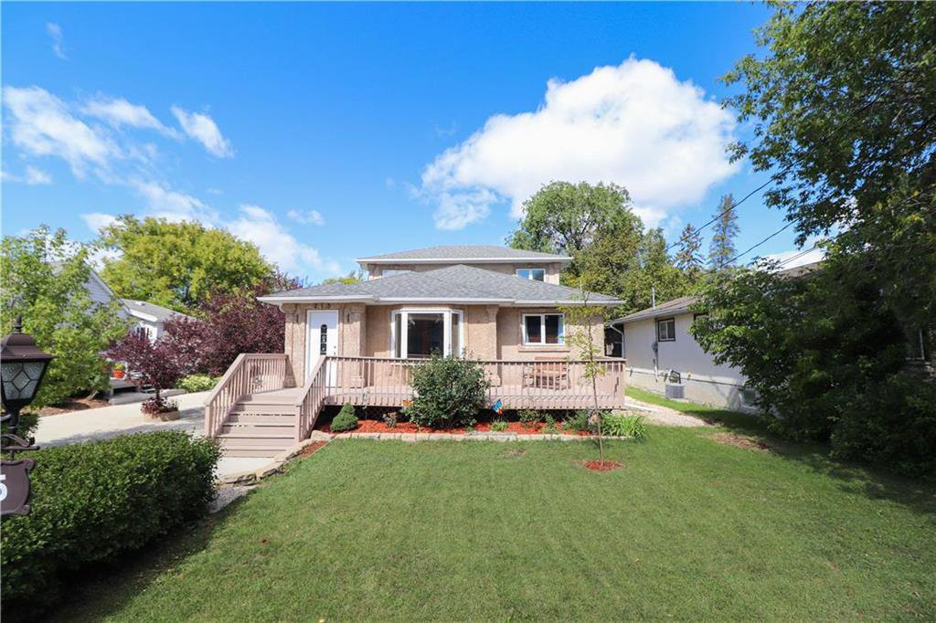 Main Photo: 215 Hindley Avenue in Winnipeg: Residential for sale (2D)  : MLS®# 202022553