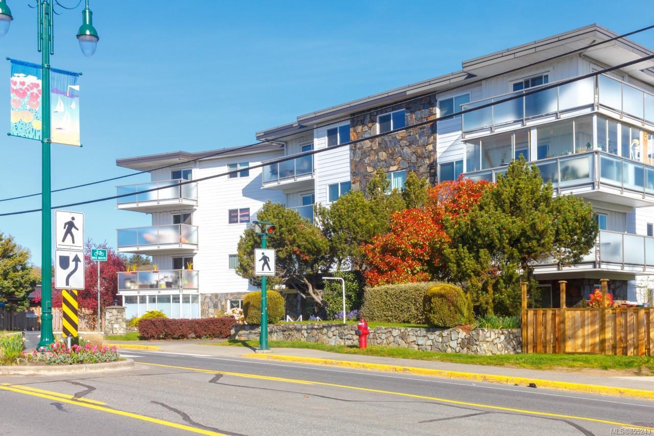Main Photo: 207 848 Esquimalt Rd in : Es Old Esquimalt Condo for sale (Esquimalt)  : MLS®# 855243