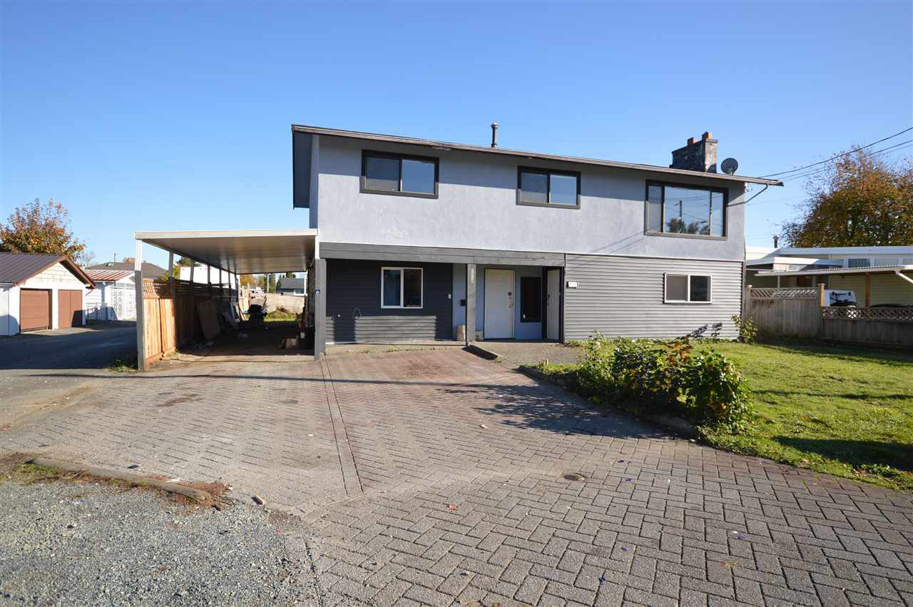 Main Photo: 7510 JAMES STREET in Mission: Mission BC House for sale : MLS®# R2515271