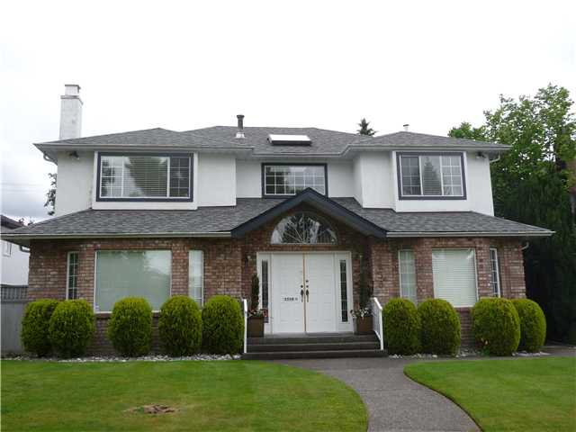 Main Photo: 2238 W 21ST Avenue in Vancouver: Arbutus House for sale (Vancouver West)  : MLS®# V945102