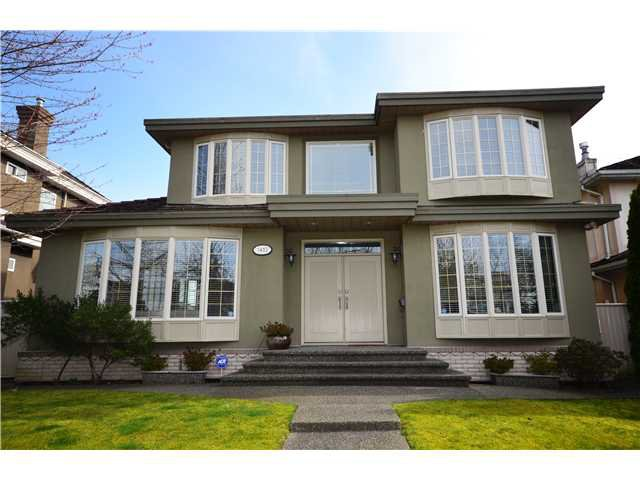 Main Photo: 5482 MACKIE Street in Vancouver: Cambie House for sale (Vancouver West)  : MLS®# V994980