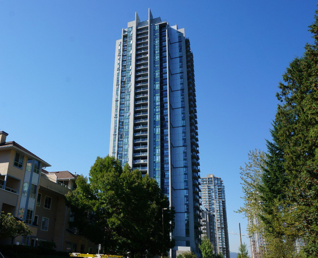Main Photo: 3502 - 1178 Heffley St. in Coquitlam: Condo for sale : MLS®# V1012618