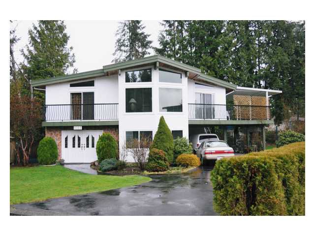 Main Photo: 1055 BERNARD PL, in Port Coquitlam: Lincoln Park PQ House for sale : MLS®# V877250