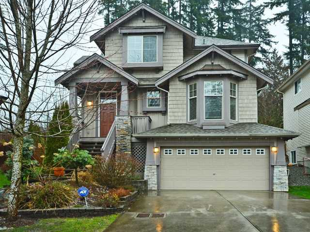 Main Photo: 22 Alder Drive in Port Moody: Heritage Woods PM House for sale : MLS®# V1014625