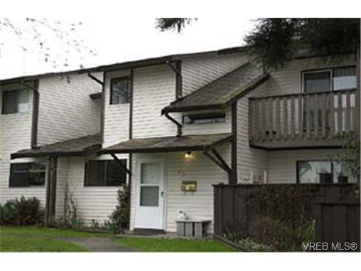 Main Photo: 27 1506 Admirals Rd in VICTORIA: VR Glentana Row/Townhouse for sale (View Royal)  : MLS®# 289541