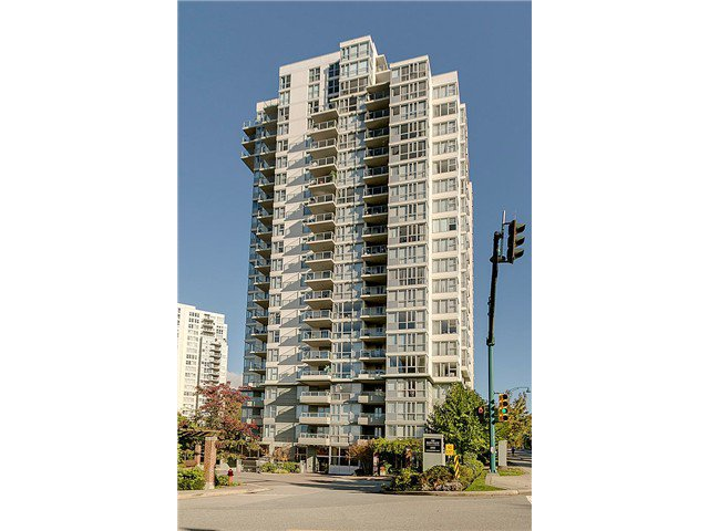 Main Photo: # 2103 295 GUILDFORD WY in Port Moody: North Shore Pt Moody Condo for sale : MLS®# V1093284