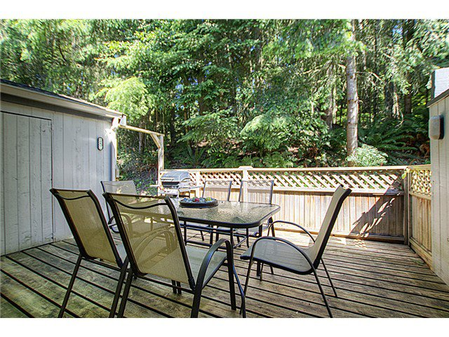 Main Photo: 961 BLACKSTOCK RD in Port Moody: North Shore Pt Moody Condo for sale : MLS®# V983429