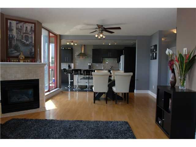 Main Photo: # 601 38 LEOPOLD PL in New Westminster: Downtown NW Condo for sale : MLS®# V1094004