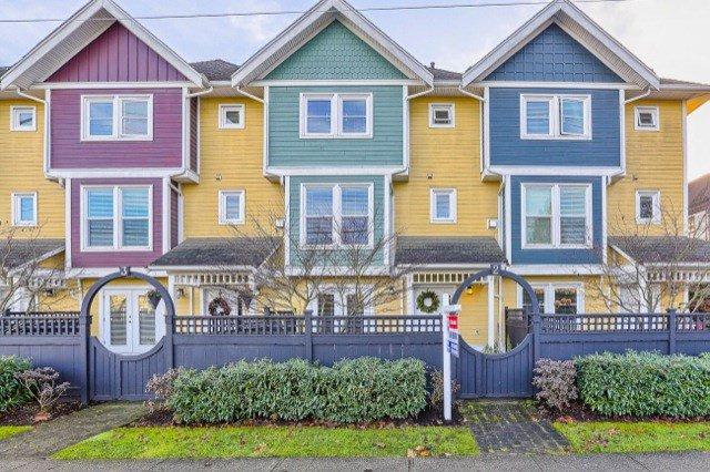 Main Photo: 2 4729 GARRY STREET in Delta: Ladner Elementary Townhouse for sale (Ladner)  : MLS®# R2024953