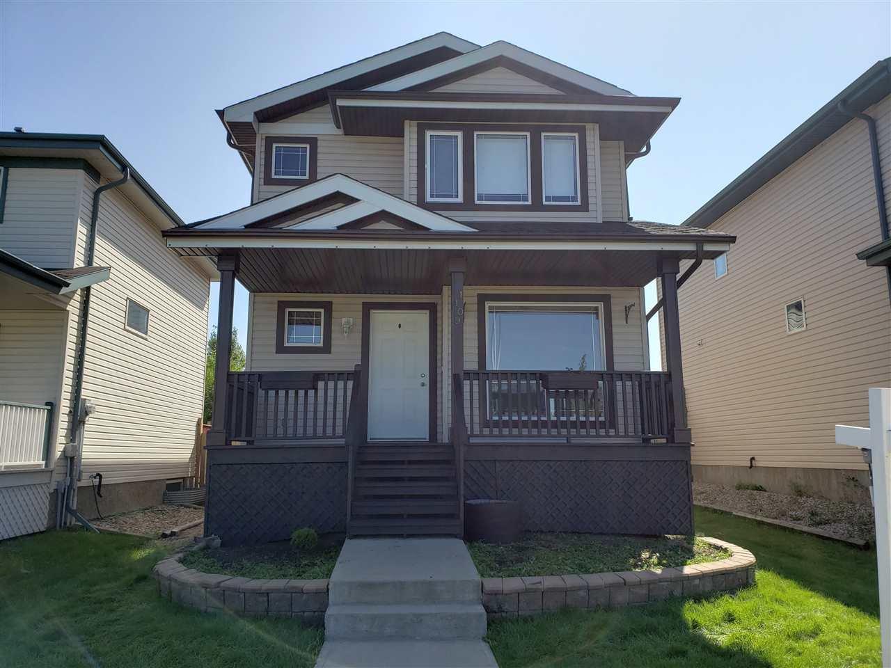 Main Photo: 1109 HYNDMAN Road in Edmonton: Zone 35 House for sale : MLS®# E4165252