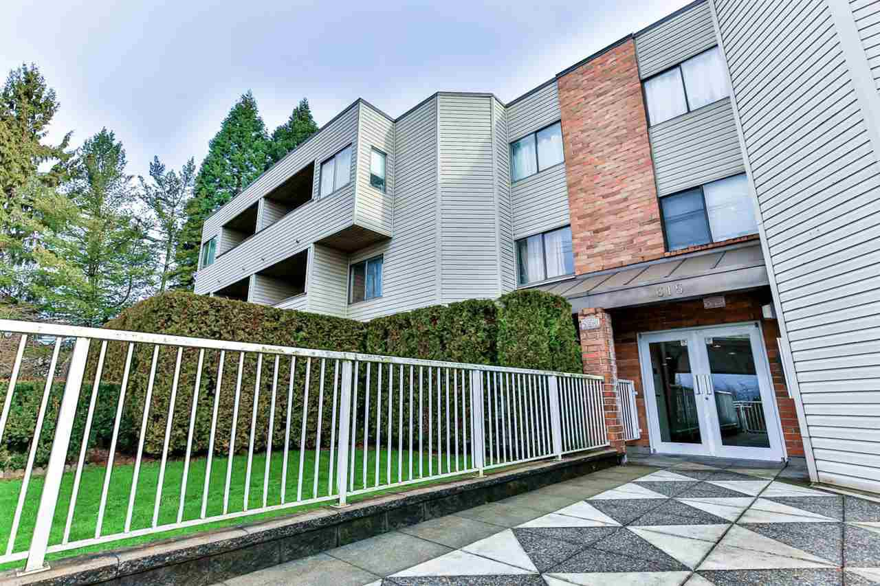 "Main Photo: 208 615 NORTH Road in Coquitlam: Coquitlam West Condo for sale in ""Norfolk Manor"" : MLS®# R2433424"
