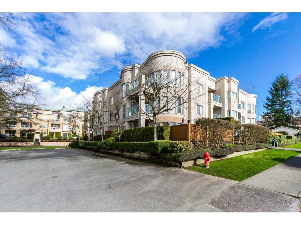 Main Photo: 105 2345 CENTRAL Avenue in Port Coquitlam: Central Pt Coquitlam Condo for sale : MLS®# R2442089