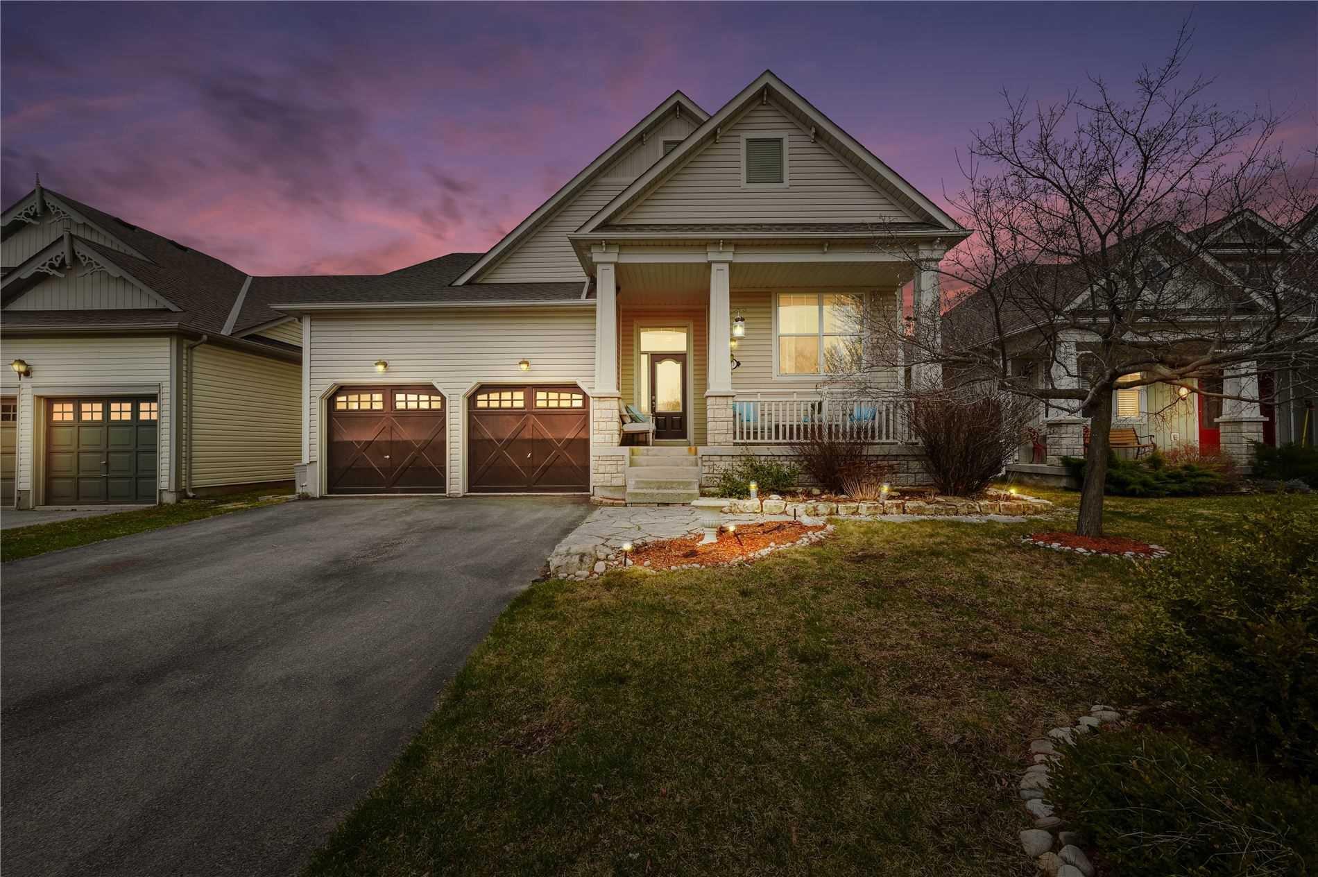 Main Photo: 30 Somerville Road in Halton Hills: Acton House (Bungalow) for sale : MLS®# W4744837
