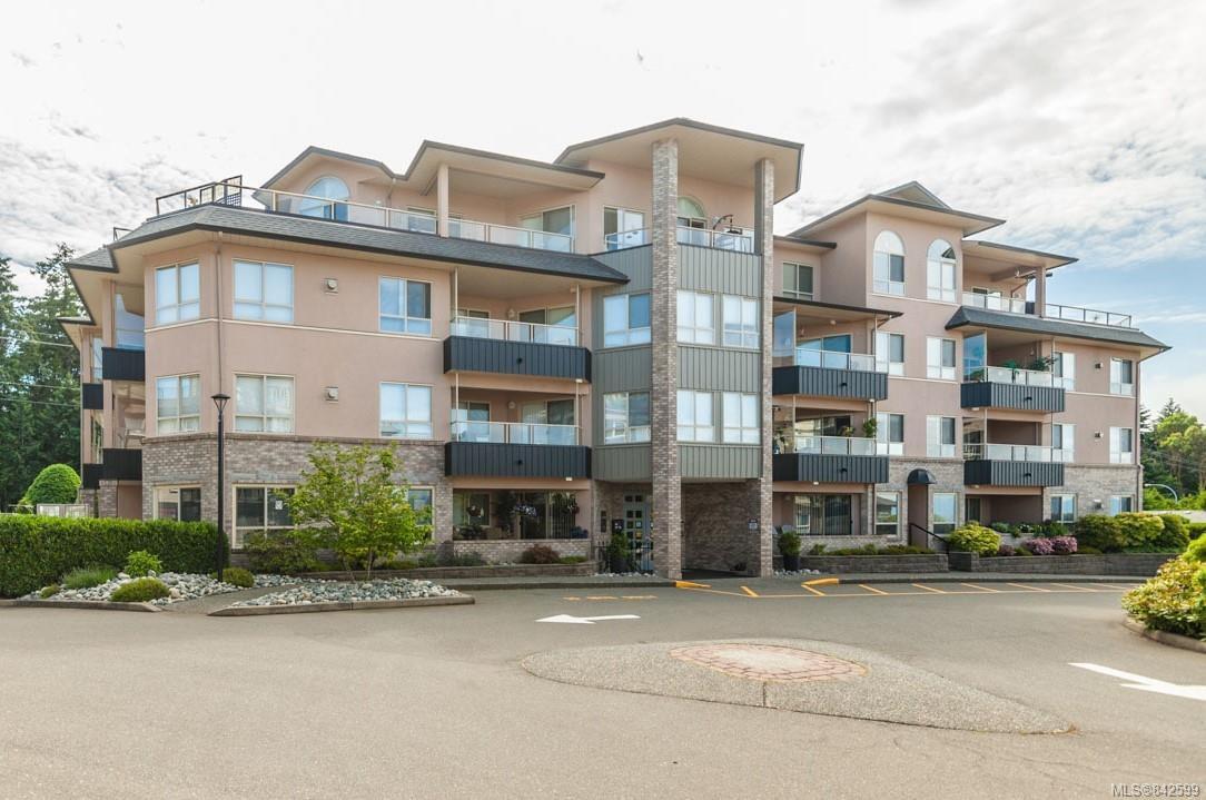 Main Photo: 204 6738 Dickinson Rd in NANAIMO: Na North Nanaimo Condo for sale (Nanaimo)  : MLS®# 842599