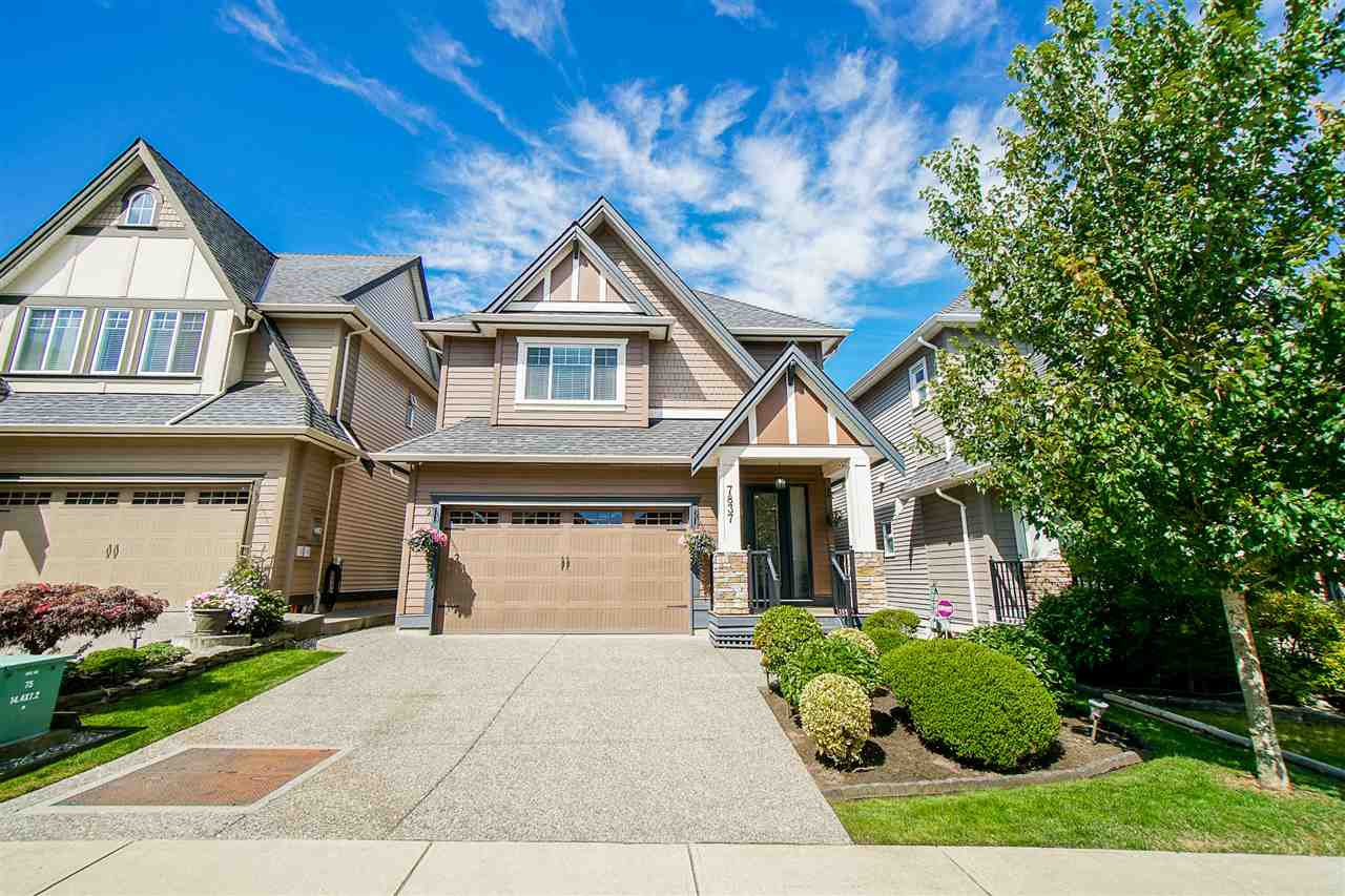 Main Photo: 7837 211A Street in Langley: Willoughby Heights House for sale : MLS®# R2480997