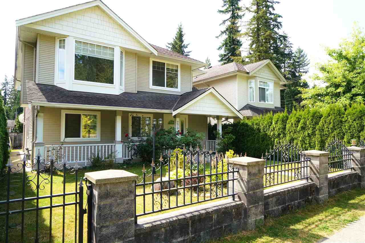 Main Photo: 2704 LINCOLN Avenue in Port Coquitlam: Woodland Acres PQ House for sale : MLS®# R2488637