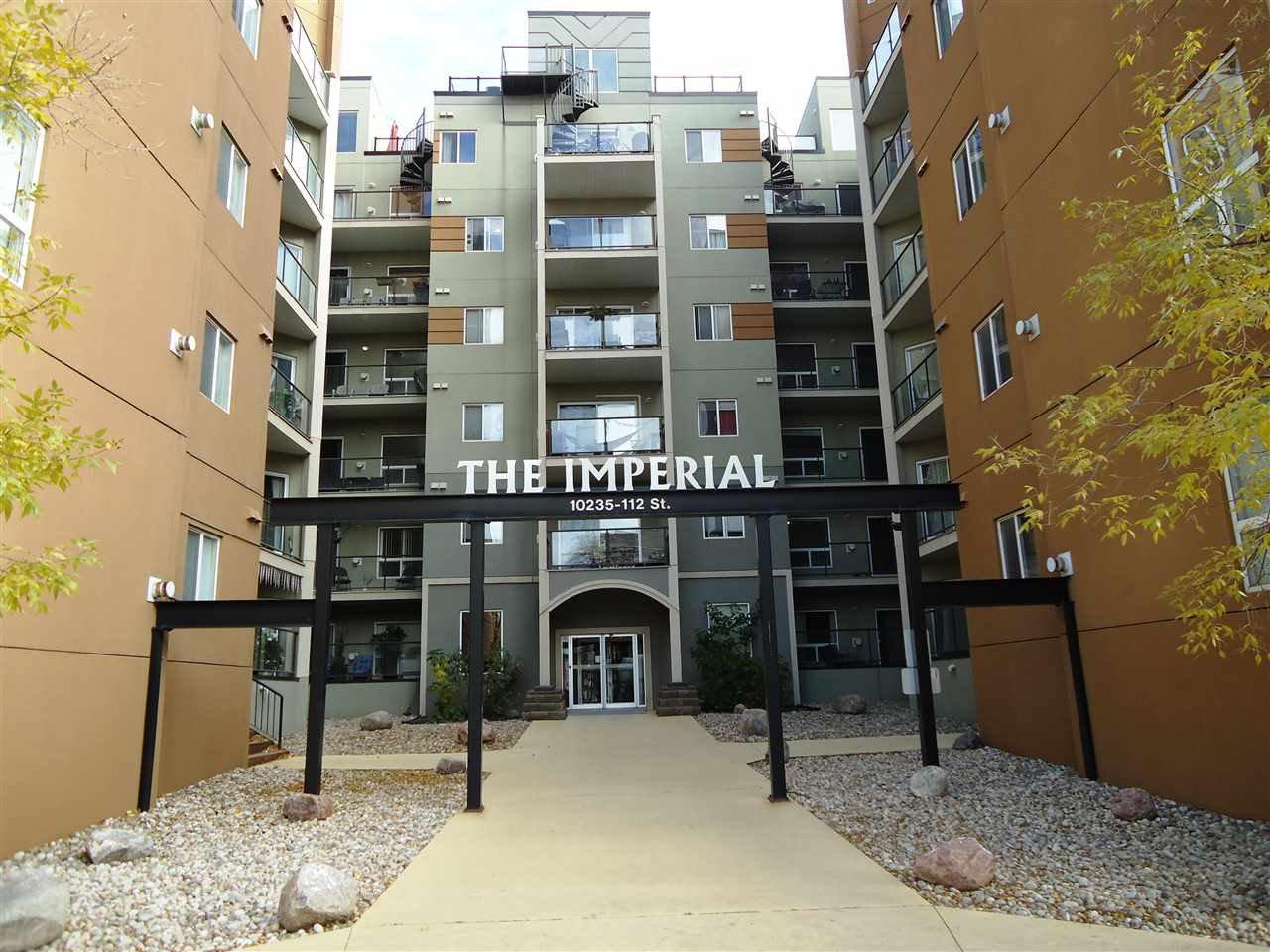 Main Photo: 314 10235 112 Street in Edmonton: Zone 12 Condo for sale : MLS®# E4217594