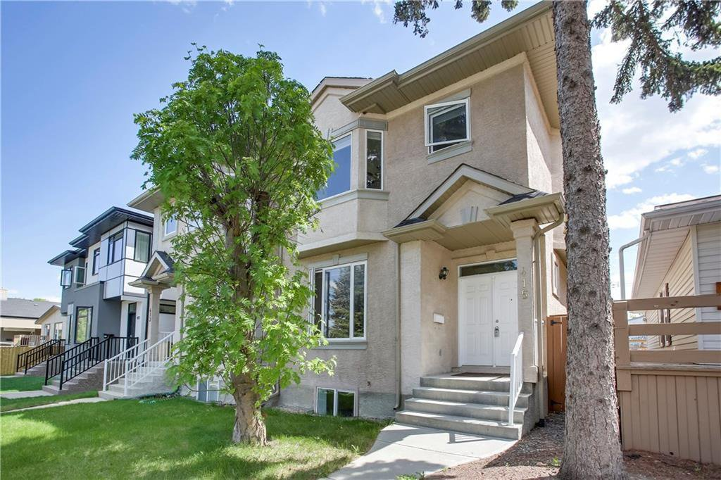 Main Photo: 415 52 Avenue SW in Calgary: Windsor Park Semi Detached for sale : MLS®# A1042308