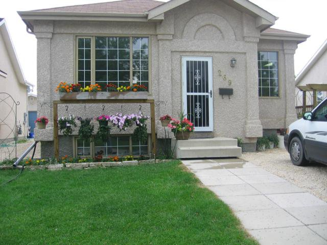 Main Photo: 269 George Marshall Way in WINNIPEG: Transcona Residential for sale (North East Winnipeg)  : MLS®# 1208854