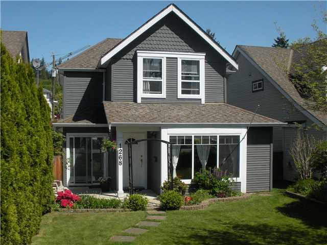 "Main Photo: 1268 W 15TH Street in North Vancouver: Norgate House for sale in ""Norgate"" : MLS®# V950306"