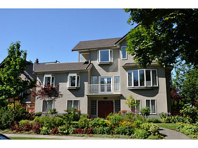 "Main Photo: 223 W 17TH Avenue in Vancouver: Cambie House for sale in ""Cambie"" (Vancouver West)  : MLS®# V1015539"