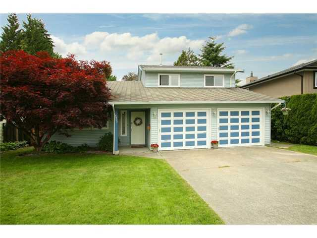 Main Photo: 3307 RAE ST in Port Coquitlam: Lincoln Park PQ House for sale : MLS®# V1025091