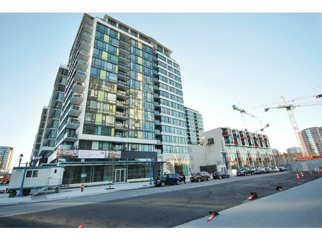 Main Photo: 1305-7988 ACKROYD RD in RICHMOND: Brighouse Condo for sale (Richmond)  : MLS®# V1036376