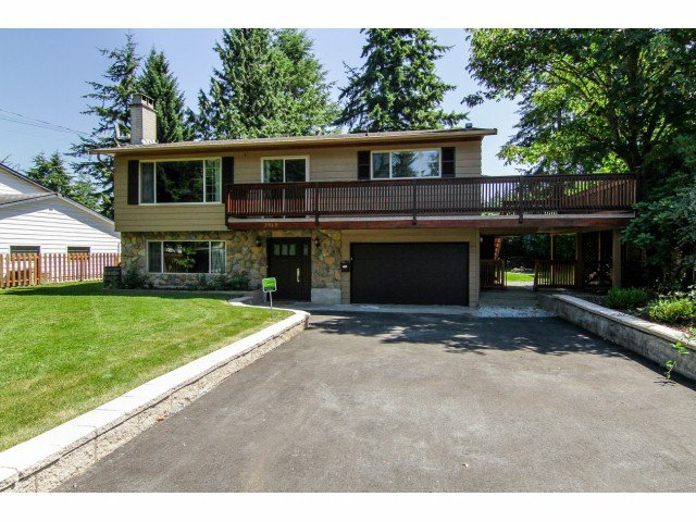 "Main Photo: 3940 205B Street in Langley: Brookswood Langley House for sale in ""Bell Park"" : MLS®# F1417612"
