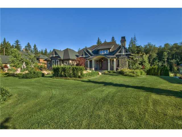 "Main Photo: 26540 124TH Avenue in Maple Ridge: Websters Corners House for sale in ""WHISPERING WYND"" : MLS®# V1081209"