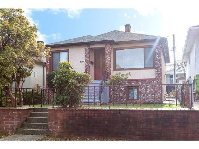 Main Photo: 3030 E 17th Av in Vancouver East: Renfrew Heights House for sale : MLS®# V1101377