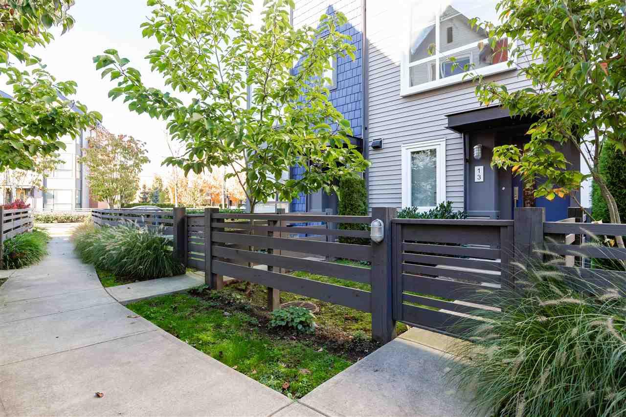 Main Photo: 13 2310 RANGER LANE in : Riverwood Townhouse for sale : MLS®# R2324137