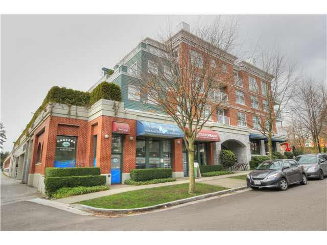 Main Photo: 403 5723 COLLINGWOOD STREET in : Southlands Condo for sale : MLS®# V1061224