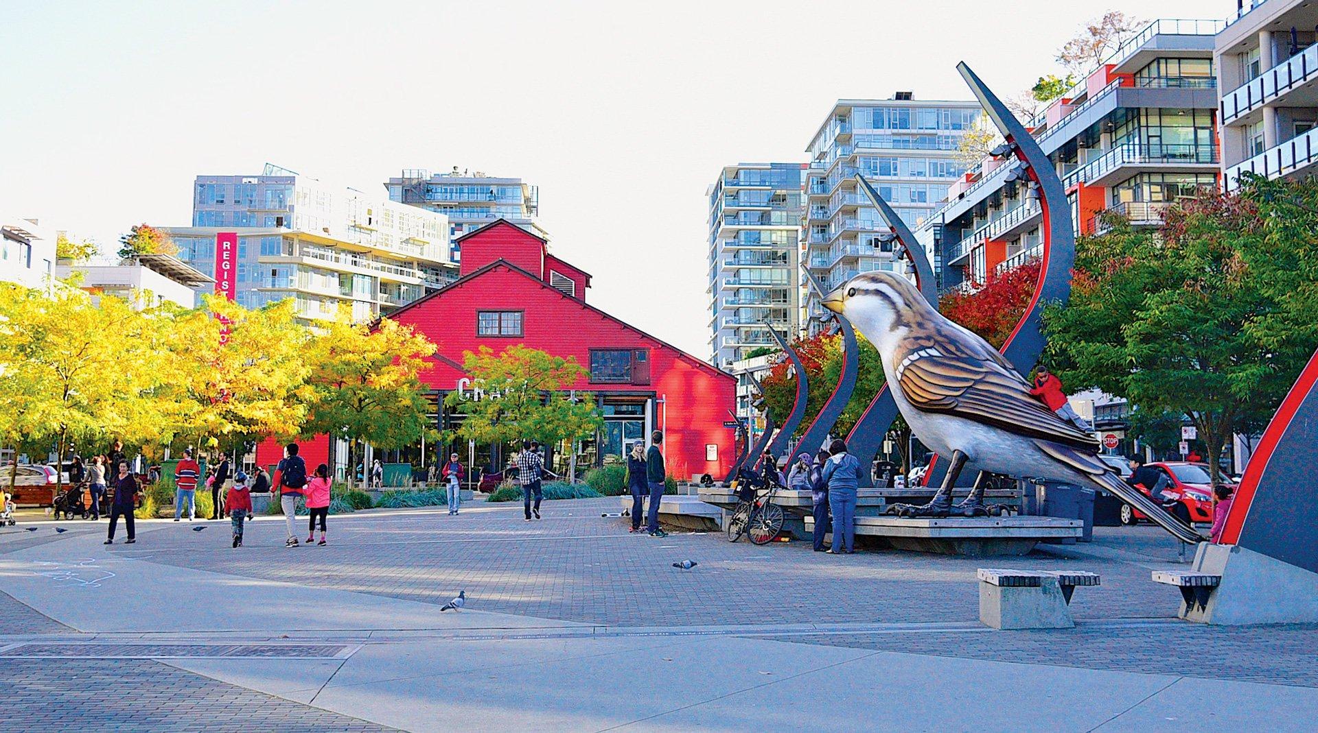 Photo 7: Photos: 803 1708 Ontario Street in Vancouver: False Creek Condo for sale (Vancouver East)