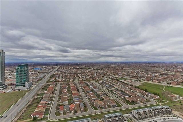 Photo 4: Photos: 3703 510 Curran Place in Mississauga: City Centre Condo for lease : MLS®# W4518899