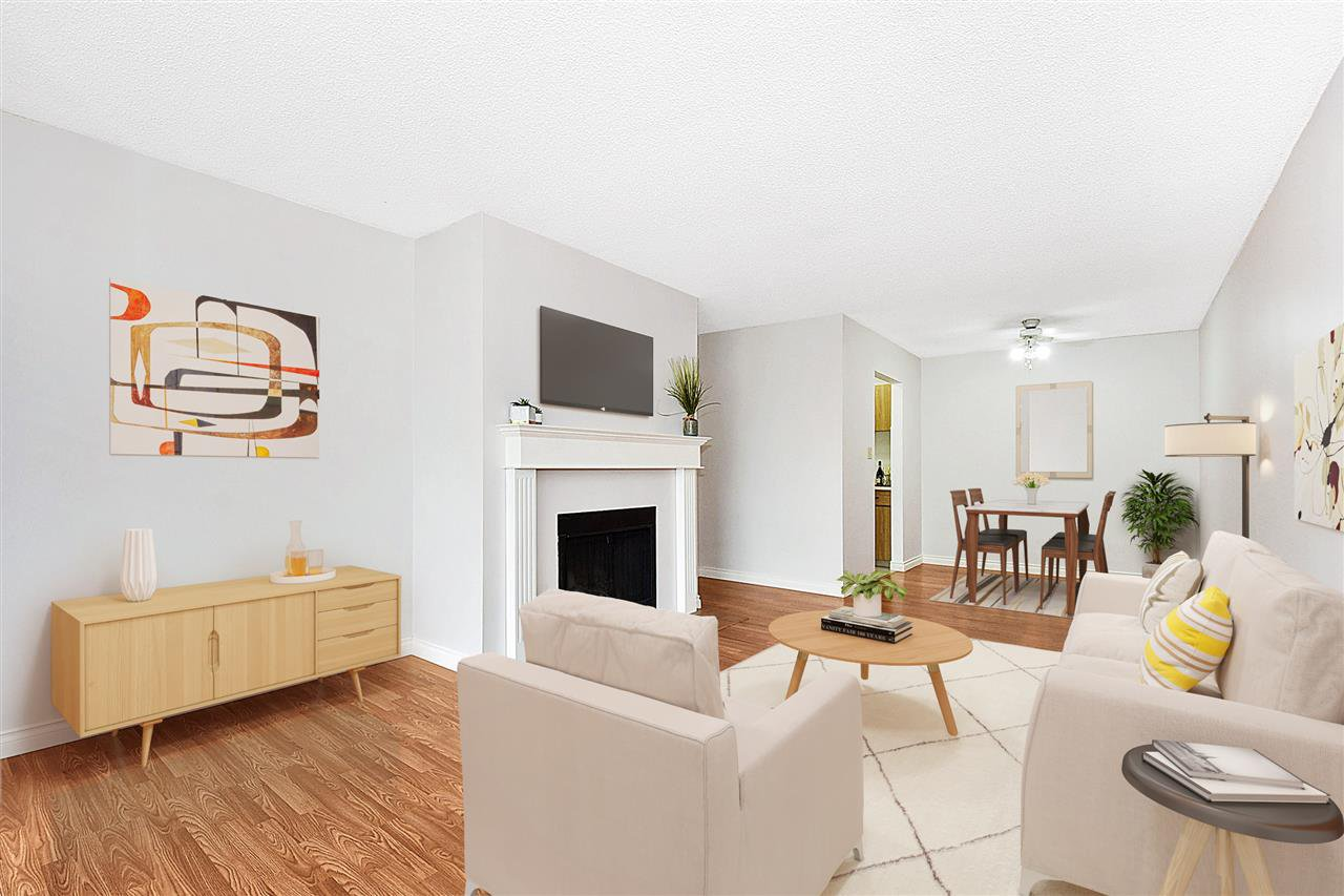 "Main Photo: 302 8400 ACKROYD Road in Richmond: Brighouse Condo for sale in ""Landowne Greene"" : MLS®# R2396217"
