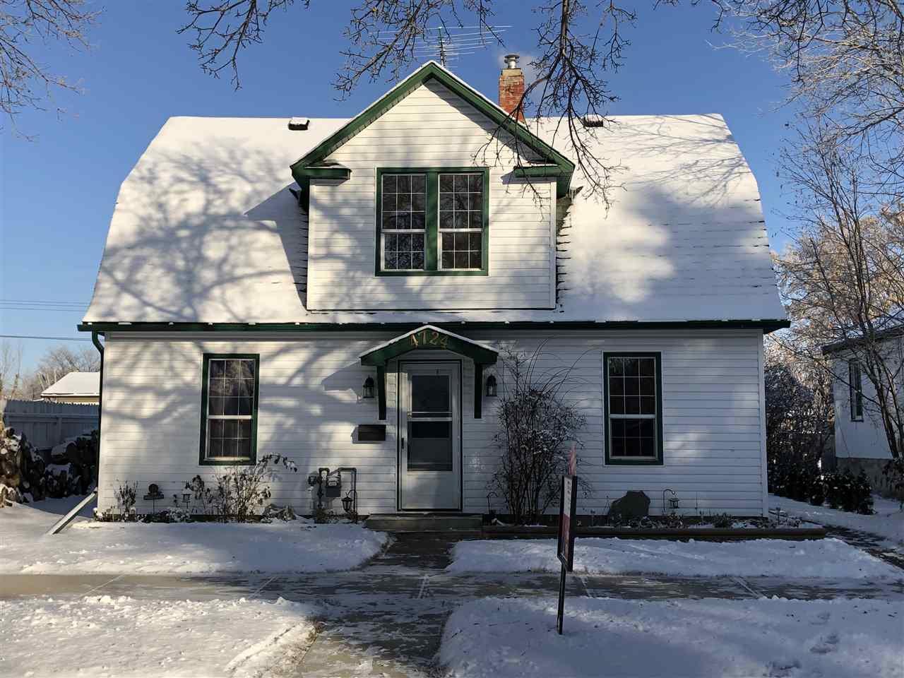 Main Photo: 4724 51 Avenue: Wetaskiwin House for sale : MLS®# E4175894