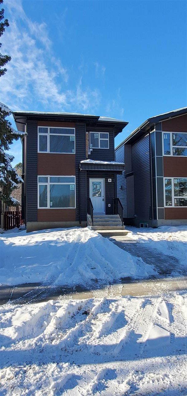 Main Photo: 12322 101 Street in Edmonton: Zone 08 House for sale : MLS®# E4184858