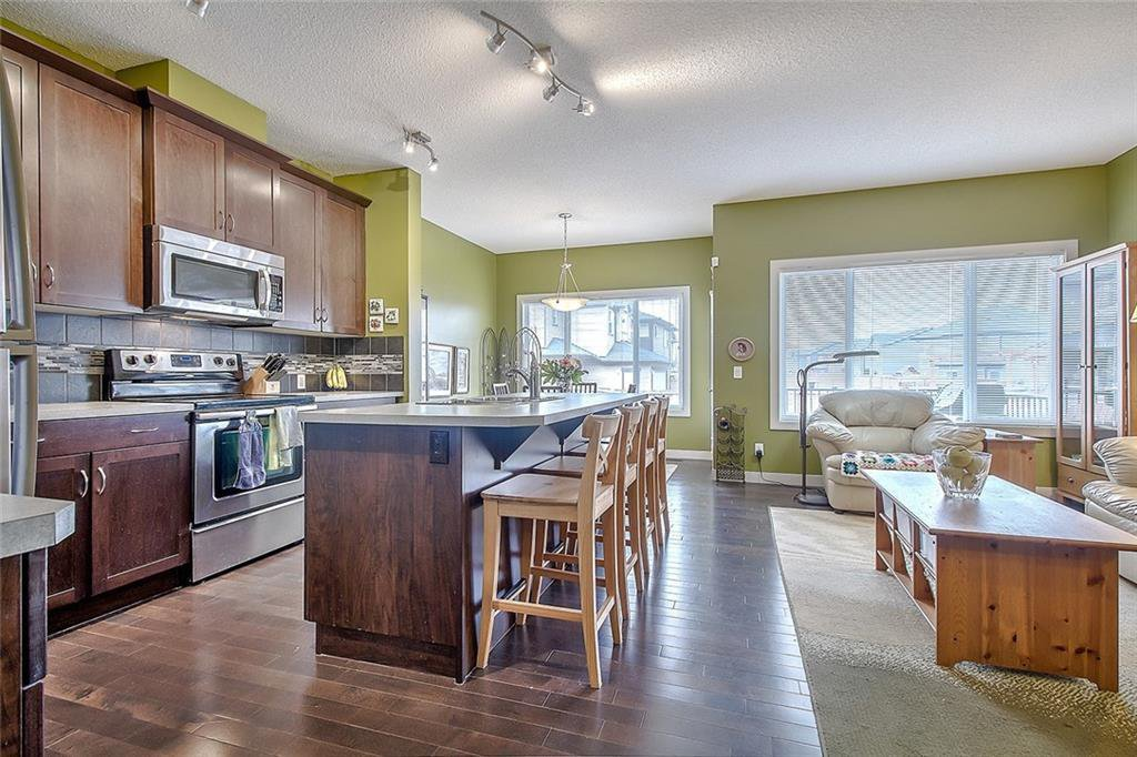 Main Photo: 14 EVANSPARK Manor NW in Calgary: Evanston Semi Detached for sale : MLS®# C4296866