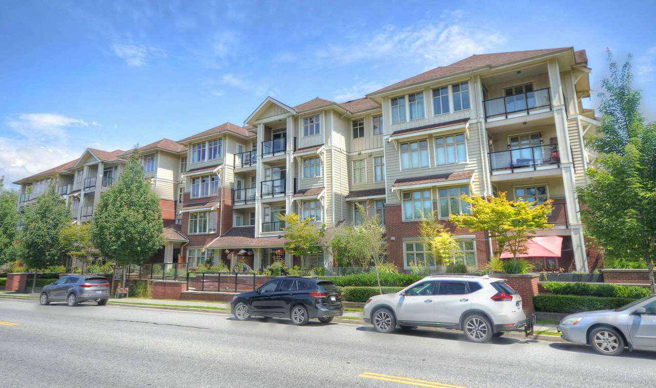 "Main Photo: 103 2330 SHAUGHNESSY Street in Port Coquitlam: Central Pt Coquitlam Condo for sale in ""AVANTI"" : MLS®# R2470843"