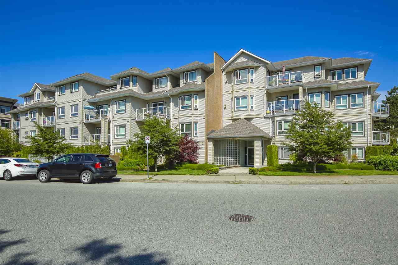 "Main Photo: 416 8142 120A Street in Surrey: Queen Mary Park Surrey Condo for sale in ""Sterling Court"" : MLS®# R2471203"