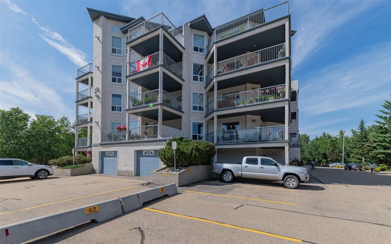 Main Photo: 201 75 GERVAIS Road: St. Albert Condo for sale : MLS®# E4206145
