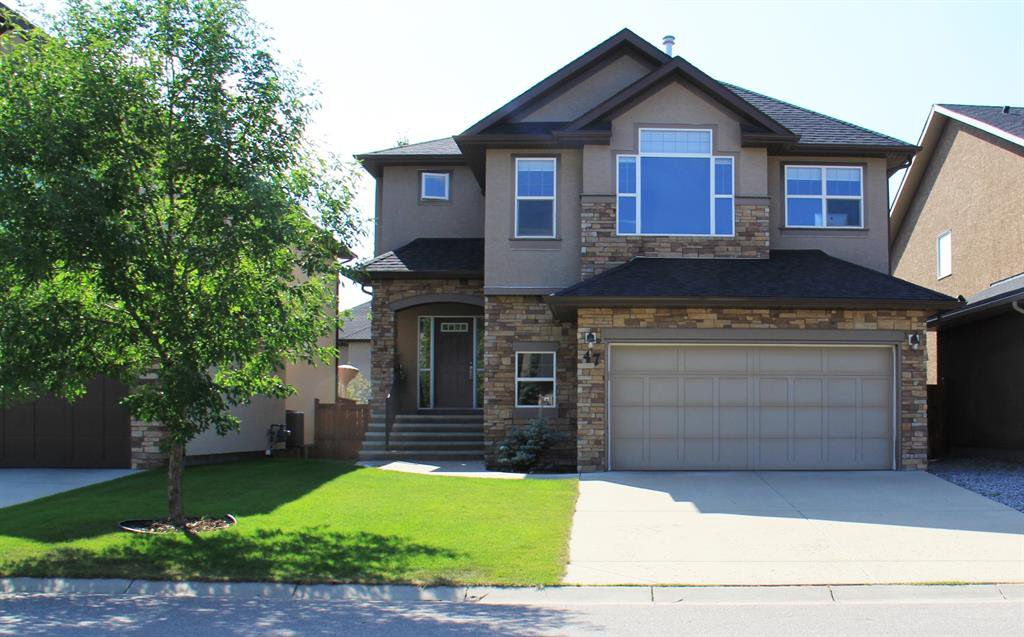 Main Photo: 47 ASPEN STONE Manor SW in Calgary: Aspen Woods Detached for sale : MLS®# A1028178