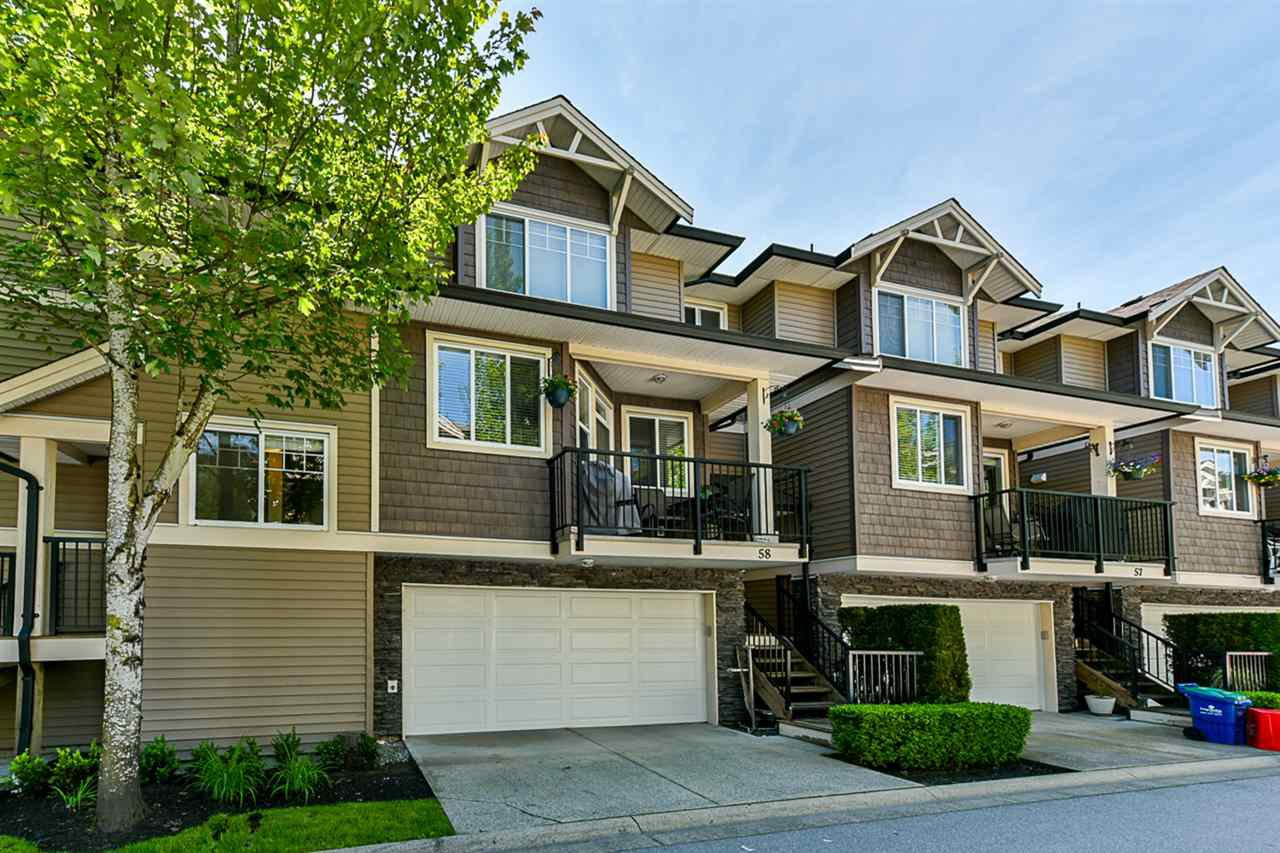 "Main Photo: 58 11720 COTTONWOOD Drive in Maple Ridge: Cottonwood MR Townhouse for sale in ""Cottonwood Green"" : MLS®# R2500150"