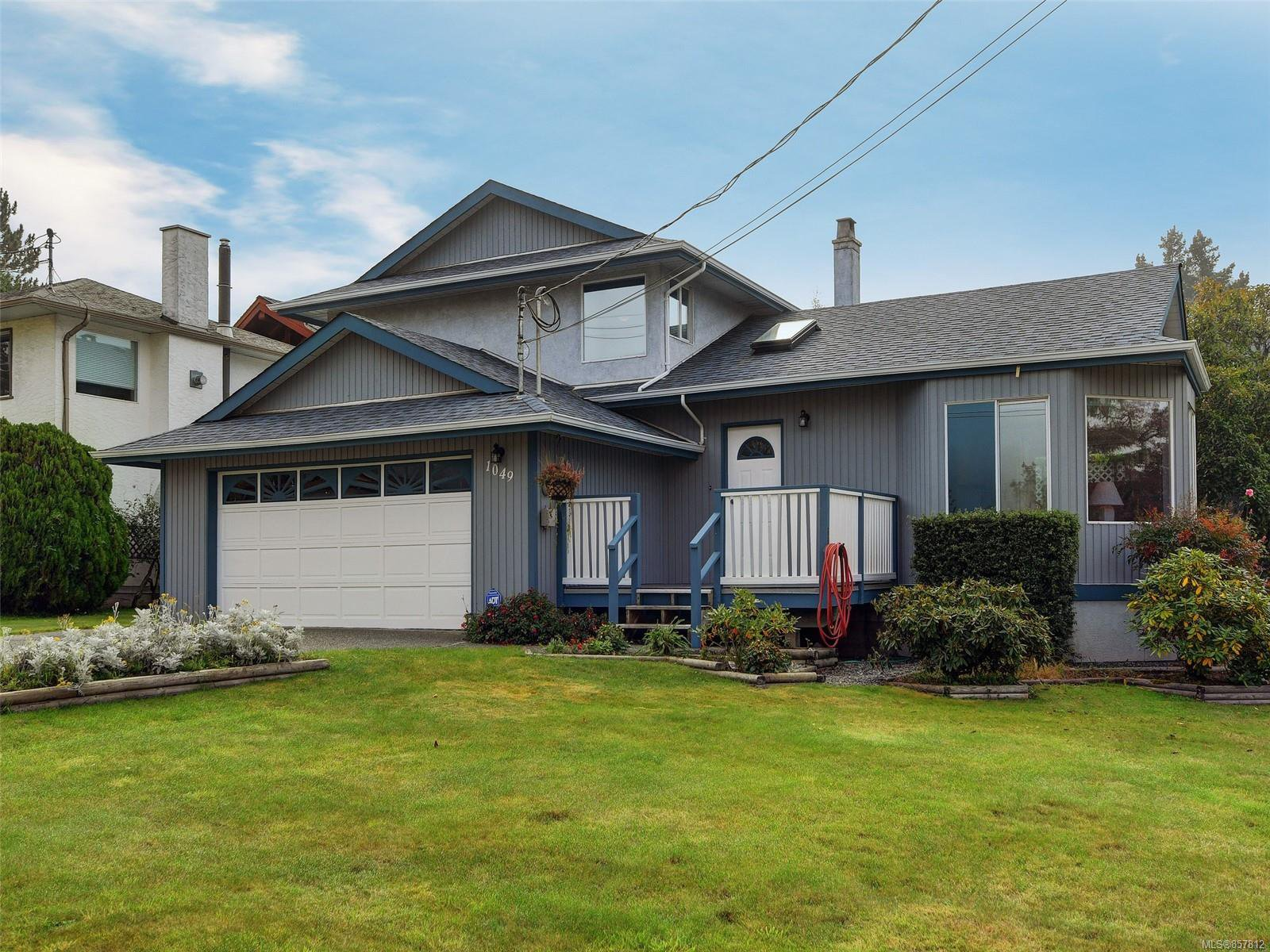 Main Photo: 1049 Stellys Cross Rd in : CS Brentwood Bay House for sale (Central Saanich)  : MLS®# 857812