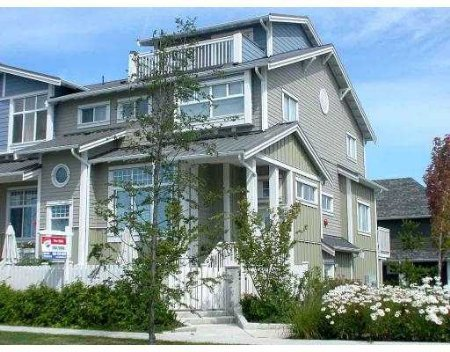 Main Photo: #8 - 12300 English Ave: Condo for sale (Steveston South)  : MLS®# V547479