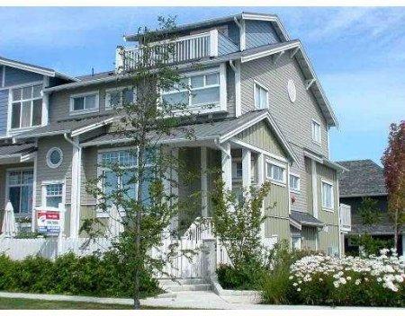 Main Photo: #8 - 12300 English Ave: Condo for sale (Steveston South)  : MLS®# V547479