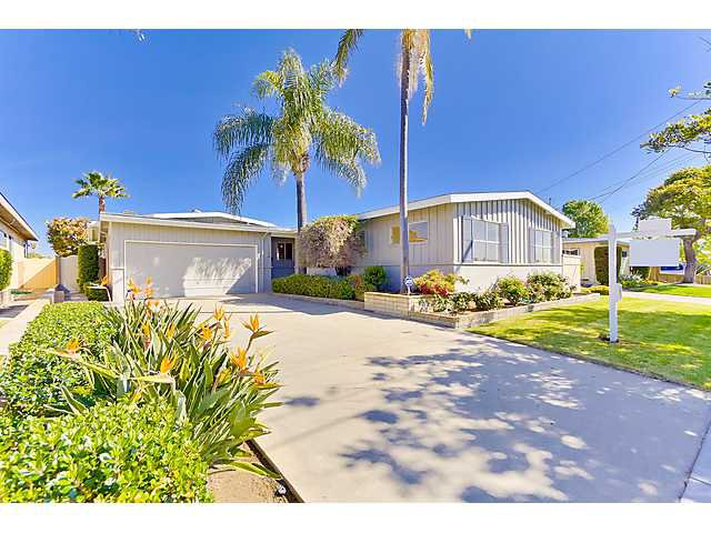 Main Photo: SERRA MESA House for sale : 5 bedrooms : 8830 Raejean Avenue in San Diego